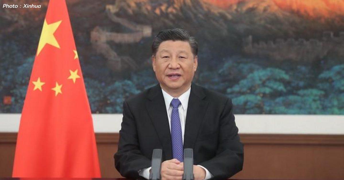 ปธน.จีน เรียกร้องร่วมกันผลักดัน ธ.เพื่อการลงทุนโครงสร้างพื้นฐานแห่งเอเชีย