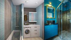 ไอเดียแต่งบ้าน ด้วยสีฟ้า ให้สวยสดใส