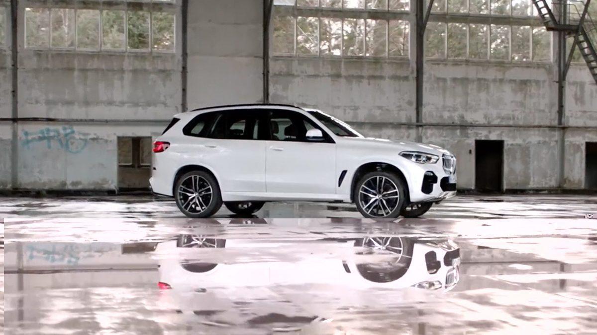 THE ALL-NEW BMW X5 ฉบับพากย์ใหม่ สนุก ฮา น่าดู