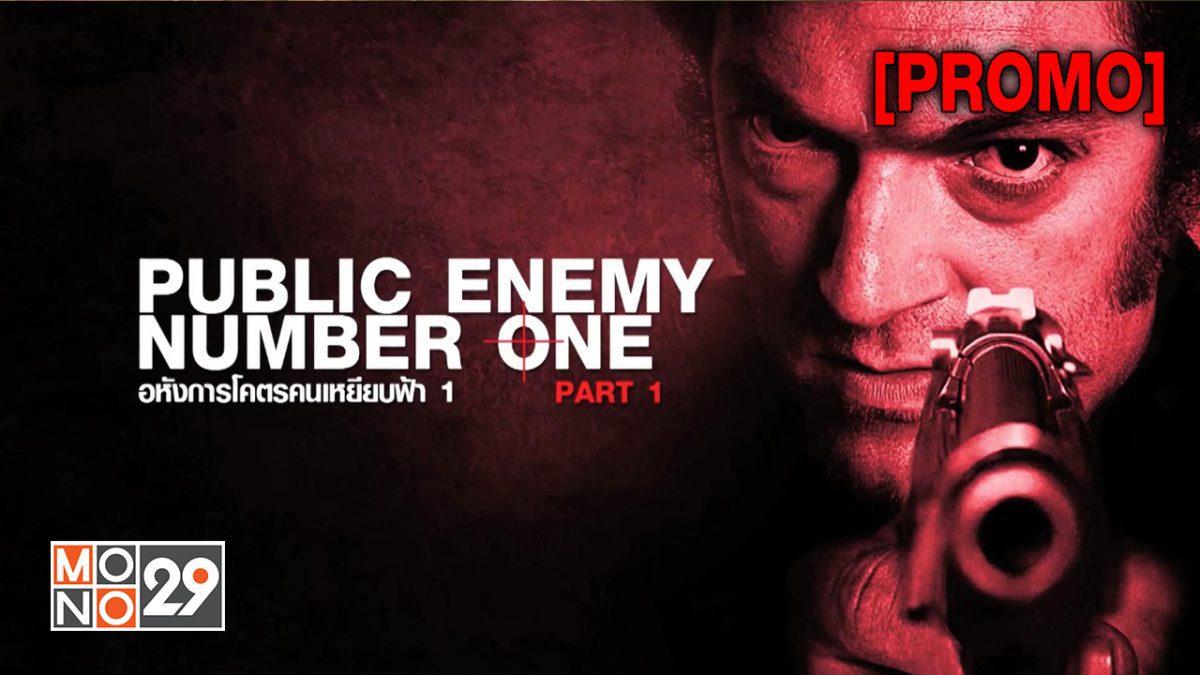 Public Enemy Number One Part 1 อหังการโคตรคนเหยียบฟ้า 1 [PROMO]