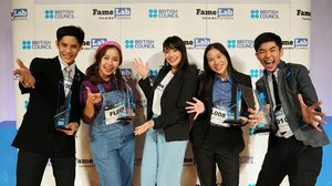 FameLab Thailand Competition 2019