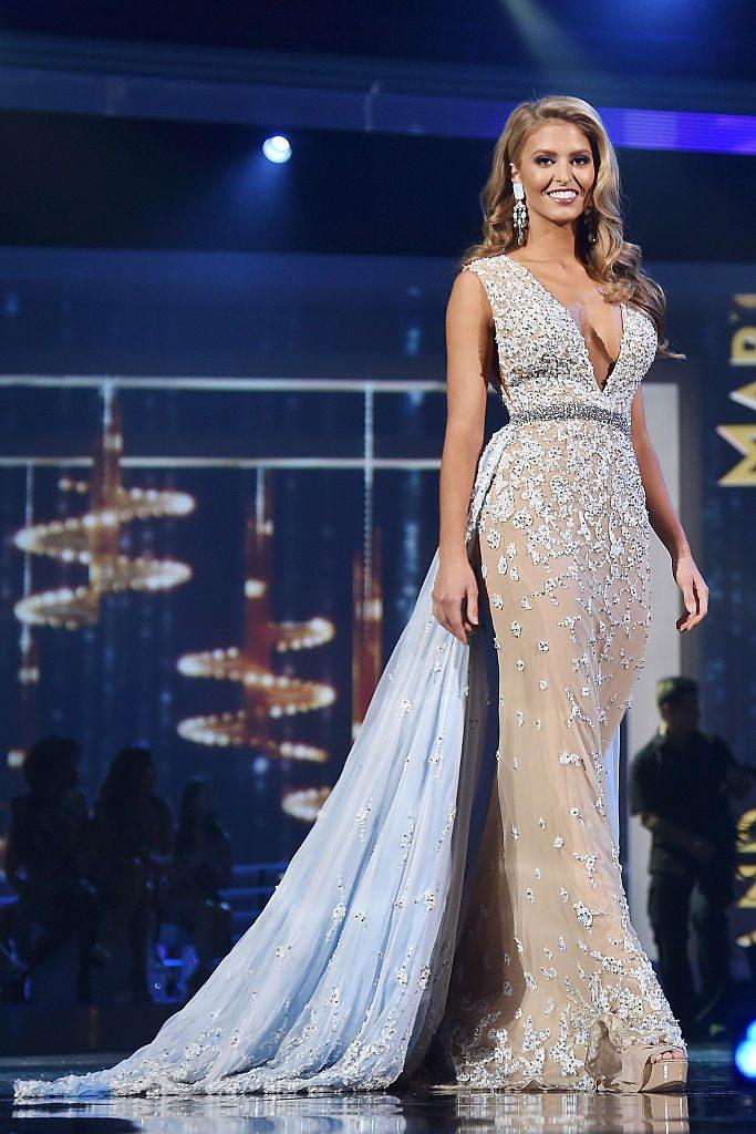 Miss South Carolina Rachel Wyatt