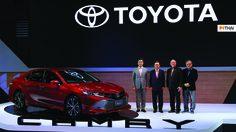 Toyota จัดโชว์รถยนต์รุ่นใหม่ล่าสุด พร้อมข้อเสนอสุดพิเศษ ส่งท้ายปี ใน Motor Expo 2018