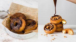 """CPS Coffee"" พร้อมเสิร์ฟความอร่อย เมนูล่าสุด ""โครนัท"" เสน่ห์รสชาติของขนมหวาน 2 ชนิด ระหว่างครัวซองต์และโดนัท"