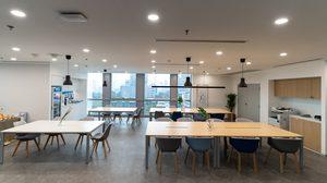 Co-Working Space พื้นที่ทำงานที่เปลี่ยนกล่องสี่เหลี่ยมเป็นโลกกว้าง