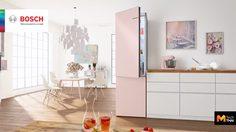 BSH ส่งตู้เย็น Bosch รุ่น Vario Style เปลี่ยนสีได้ แสดงความเป็นตัวตน