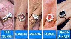 เปิดกรุ 5 ที่สุดแหวนหมั้นสุดเลอค่า ของเหล่าเจ้าสาวราชวงศ์อังกฤษ