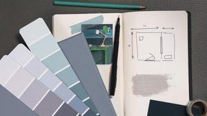 6 เคล็ดลับสำคัญในการเลือก เฉดสี สำหรับห้องของคุณ