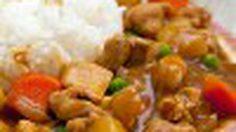 วิธีทำ ข้าวหน้าแกงกะหรี่ญี่ปุ่น