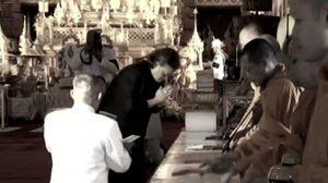 พระเทพฯ เสด็จฯ พระราชทานฉันเช้า แด่พระพิธีธรรมสวดพระอภิธรรมพระบรมศพ
