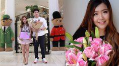 รวมภาพความประทับใจ!! 5 คู่รัก 'เซอร์ไพรส์แฟน' แบบน่ารักๆ ในวันวาเลนไทน์