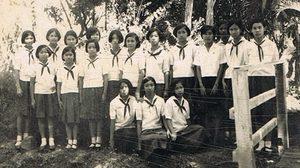 ต้นกำเนิด ชุดนักเรียนไทย
