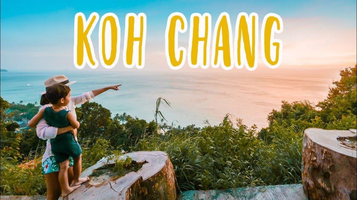 ที่พักเกาะช้าง 3คืน4วัน ep2. // KHO CHANG ISLAND THAILAND