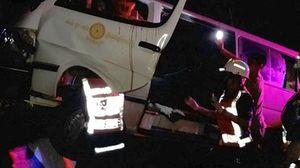 รถตู้โดยสารลงเขาภูทับเบิกแหกโค้ง เจ็บ 9 คาดเบรกแตก