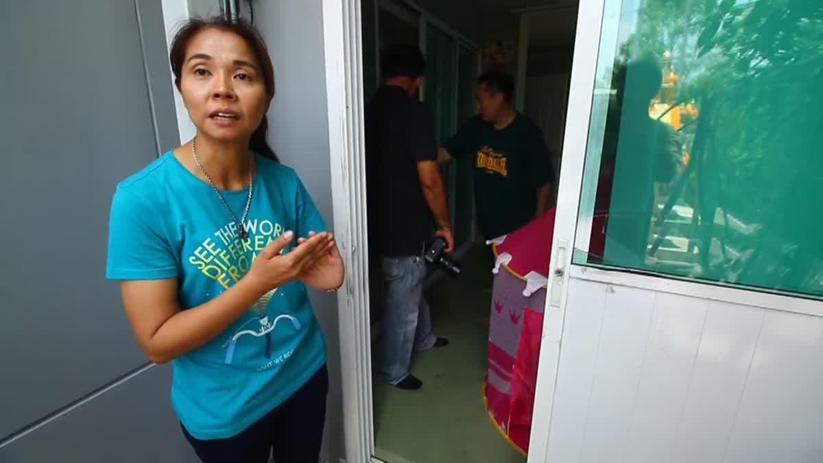 คนร้านยกเค้าบ้านหรู 2 หลัง ยกตู้เซฟ เงินสดทองรูปพรรณกว่า 1 ล้านบาท
