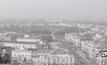 ปัญหามลพิษทางอากาศในกรุงนิวเดลี อินเดีย
