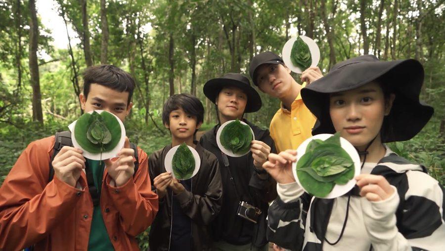 """""""ต่อ-กันต์-เบลล์-อัด"""" พาเที่ยวธรรมชาติป่าชุมชนบ้านหัวทุ่ง HANGOVER เชียงดาว Nature Reconnect"""