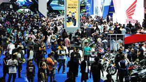 มอเตอร์โชว์ 2018 ยอดขาย 12 วัน ยอดจองรถ 3.6 หมื่นคัน รถจักรยานยนต์ 5.9 พันคัน
