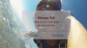 แสบ!! Google Photos ปล่อยโฆษณาตัวใหม่กัด iPhone ที่เพิ่มเม็มโมรี่ไม่ได้