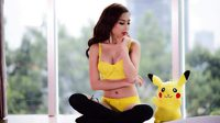Như Lan Nguyễn ดารานางแบบสาวเวียดนาม คอสเป็นโปเกมอน ที่เซ็กซี่ที่สุด!!