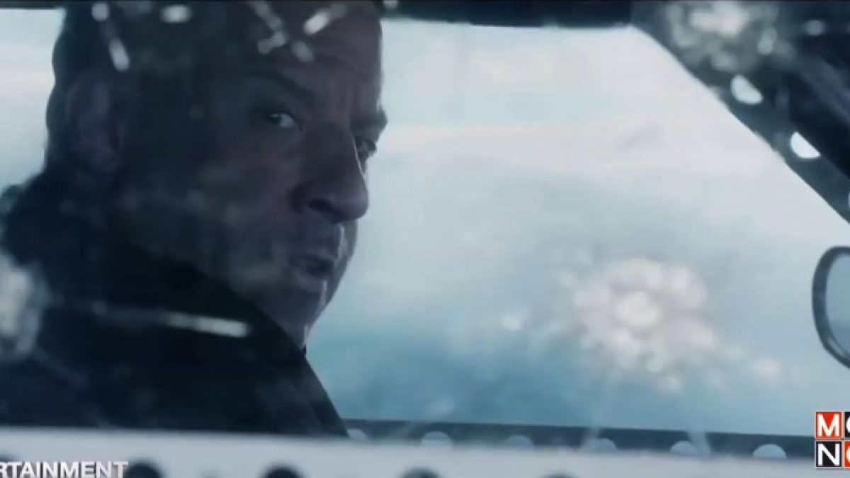 Movie Review : The Fate of The Furious