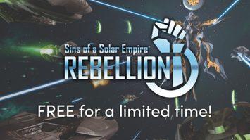 แจกเกมฟรี! Sins of a Solar Empire: Rebellion ที่ humblebundle 3 วันเท่านั้น!