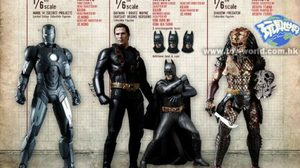 Batman/Bruce Wayne (Batsuit Begins version) 2011 Toy fairs Exclusive