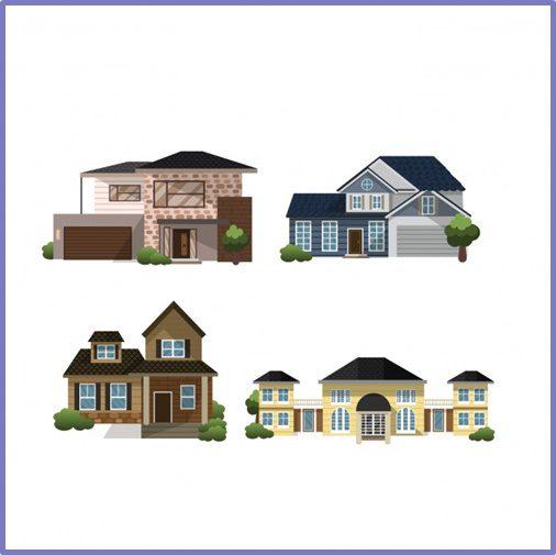 การสร้างบ้านแบบโมเดิร์นนั้นมีข้อดีข้อเสียอย่างไรบ้าง