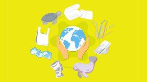 ปักหมุด 10 ไอเดียรักษ์โลก ลดขยะพลาสติกเริ่มต้นง่ายๆ ได้ที่ตัวเรา