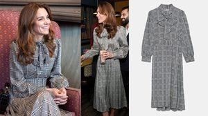 เจ้าหญิงสมถะตัวจริง ดัชเชสเคท ใส่ชุด SALE จาก ZARA ราคาเพียง 600 บาท