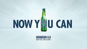 Heineken 0.0 เครื่องดื่มมอลต์ไม่มีแอลกอฮอล์ อีกหนึ่งทางเลือกใหม่ของนักดื่ม