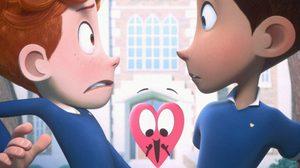 ให้หัวใจได้เรียนรู้ความรักของเด็กวัยรุ่นชายทั้งสองคน ในแอนิเมชั่นหนังสั้นฉบับเต็ม In a Heartbeat