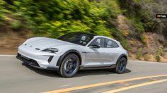 Porsche Mission E Cross Turismo รถต้นแบบ ที่กำลังจะกลายเป็นจริง