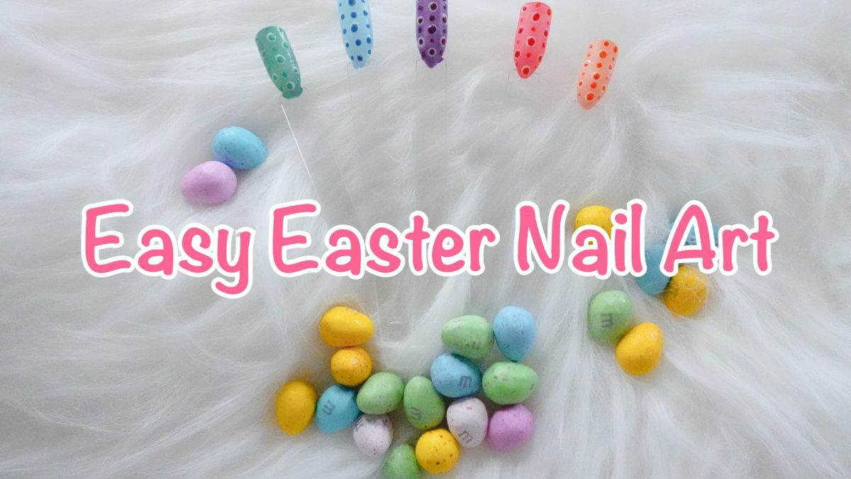 อินเทรนทำเล็บให้เข้ากับวัน Easter ทำด้วยตัวเอง โดยไม่ต้องง้อช่าง