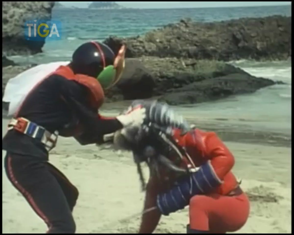Masked Rider Stronger ตอนที่ 16-3