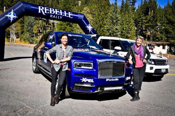 Rebelle Rally 2019