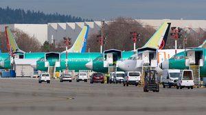 """สหรัฐฯ สั่งปรับปรุงเครื่องบิน """"โบอิ้ง 737 แม็กซ์"""" ด่วน"""