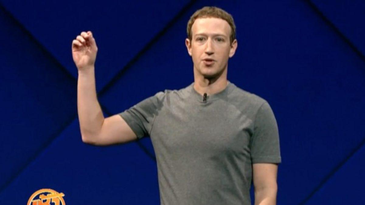 """""""ซักเคอร์เบิร์ก"""" เสียใจกรณีฆาตกรรมไลฟ์สดเฟซบุ๊ก"""
