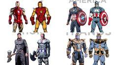 Avengers รวมพลัง!! ดูกันชัดๆ ฮีโร่ Marvel จากหนังเปรียบเทียบกับในคอมมิคจัดเต็มให้แฟนๆ