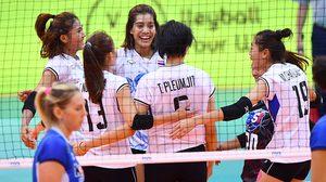 ส่งท้ายประทับใจ! ทีมตบสาวไทย คว่ำ อิตาลี 3 เซตรวด จบที่ 10 เวิลด์ กรังปรีซ์