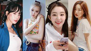 Top 100 ไอดอลหญิง ขวัญใจเลสเบี้ยนและไบเซ็กชวลเกาหลี ปี 2021