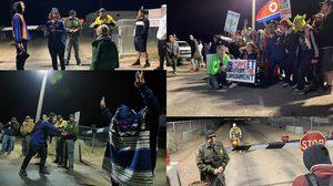 ย้อนชมภาพเหล่าฝูงชนใจกล้านับพันคน บุก Area 51 เพื่อเข้าไปปลดปล่อยเอเลี่ยน