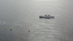เรือประมงเกาหลีเหนือชนเรือลาดตระเวนญี่ปุ่น