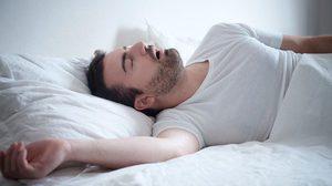 ภาวะหยุดหายใจขณะหลับ ผลพวงจากการนอนกรน