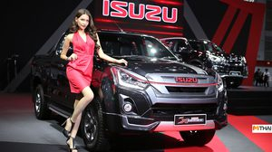 Isuzuโชว์นวัตกรรม บลูเพาเวอร์ รวมทัพยนตรกรรมที่ดีที่สุดในงาน  BIG Motor Sale 2018