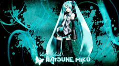 นักวาด FairyTail และ Evangelion รวมกันวาดปกอัลบั้มของ Hatsune Miku