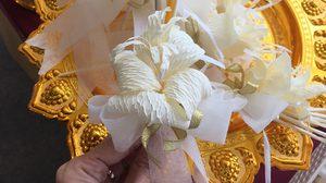คลิป สอนทำดอกไม้จันทน์ ถวายในหลวงร.9 ในพระราชพิธีถวายพระเพลิงพระบรมศพ