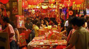 'ตรุษจีน' เชียงใหม่คึกคัก กงเต๊กรองเท้าออกกำลังขายดีรับเทรนด์รักสุขภาพ