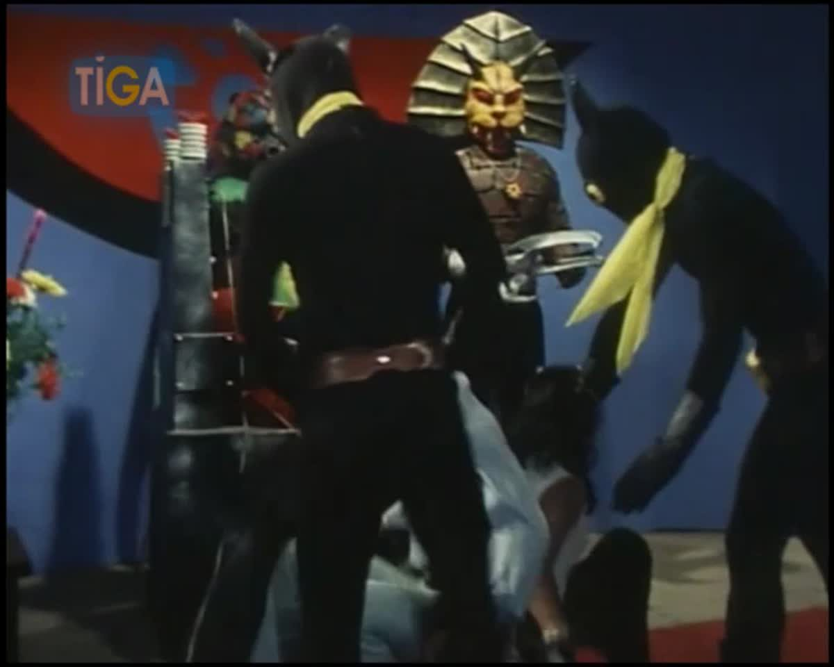Masked Rider Stronger ตอนที่ 25-3