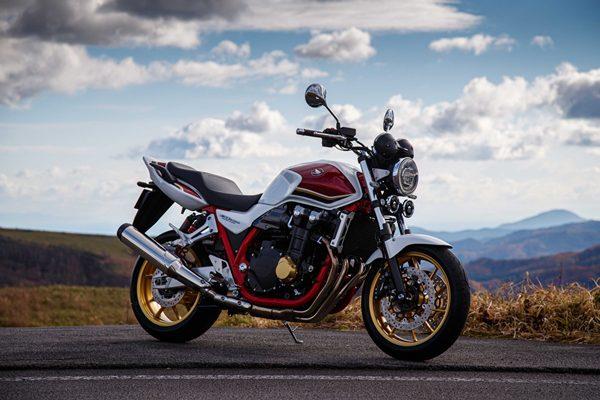 New Honda CB1300 Super Four